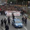 Cinquecento studenti in marcia verso Milano