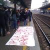 Gli studenti saronnesi devastano Cadorna, danni per 25 mila euro