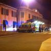Carabinieri e ambulanza in piazza Santuario: intossicazione etilica