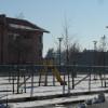 Parco giochi sigillato e inutilizzato da tre anni