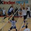 Volley, Saronno ko col Fossano