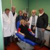 Saronno point donata la superpoltrona per le emotrasfusioni
