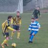 Calcio Terza categoria: Amor condannata da una punizione, Matteotti travolto