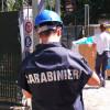 Vampiro di gasolio arrestato in un cantiere