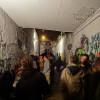 Telos torna ovunque: graffiti e musica nel sottopassaggio