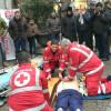 Origgio, a lezione di defibrillatore con il Comune