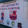 80 proiettili al centro sportivo Matteotti