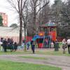 Da casa dello spaccio, a bagno pubblico: che degrado al parco