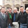 25 aprile: Lega Nord con Candiani alla messa ma non al corteo