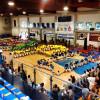 Le azzurre della ginnastica fanno le prove a Gerenzano