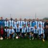 Calcio Uisp: l'Equipe Garibaldi brinda alla prima vittoria