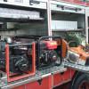 Nuovo carro maltempo per i pompieri di Lazzate