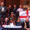 Manifestazione Salvini a Bologna: c'era anche la Lega Nord di Cogliate