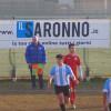 """Calcio juniores, in diretta il derby al """"Colombo Gianetti"""": Saronno Robur-Fbc Saronno"""
