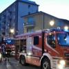 Lazzate: fumo in centro, accorrono i pompieri
