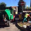 Cislago, stop ai ladri della piazzola rifiuti