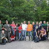 """Operazione """"Riprendiamoci il bosco"""" nel Parco Groane"""