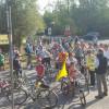 Un centinaio in sella… per salvare il progetto greenway