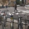 Furto in ospedale, sulla bici pedalava marocchino bloccato in piazza Libertà