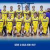 Basket C Gold: ko del Cistellum alla prima