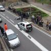 Pensionato vola dalla bici, via Miola ferma per i soccorsi