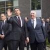 Visita di Renzi: gli scatti di Iannone