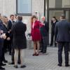 Dal vestito rosso di Lara Comi alle fragole col cioccolato: curiosità della visita di Renzi