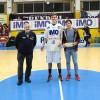 Basket C Gold: la Imo Saronno premia per meriti sportivi… e scolastici