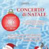 Banda e majorettes al concerto di Natale