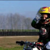 Gerenzano: Cecilia, piccola e talentuosa motociclista