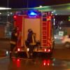 Incendio Caronno Pertusella: accorsi dieci mezzi dei pompieri