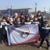 Cislago, i bimbi dell'accademia calcio al Mapei Stadium