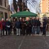Lega Nord in piazza: si parla di amministrazione e si dedica una poesia alle mamme