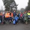 Ceriano Laghetto, i volontari raccolgono quintali di rifiuti nei boschi