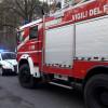 Ancora fuoco nelle Groane, questa volta a Sant'Andrea