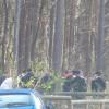 Un tavolo della Prefettura a Ceriano dopo l'omicidio nel Parco