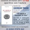 Aperitivo con l'autore alla Tela di Rescaldina: mostra del fotografo Giorgio Tassi