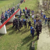 Fbc Saronno – Pavia: manganellate agli ultra, pareggio in campo