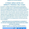"Anche Cislago aderisce al ""World water day"""