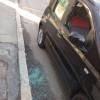 Via Don Monza, auto posteggiate nel mirino