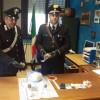 Ventimila euro di eroina sequestrati a due maturi pusher