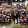 """Educazione stradale con Ciro"": quasi 600 bimbi entusiasti al Pasta"