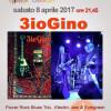 Rescaldina, a La Tela concerto rock con 3ioGino