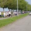 Studenti a passeggio nelle Groane per una giornata nel verde