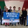 Fratelli d'Italia presenta i candidati delle amministrative in attesa di