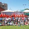Il Fair Play con Bracco e Club tennis Ceriano per 250 ragazzi delle scuole