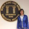 Lara Comi incontra la vicepresidente della banca mondiale a Washington