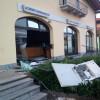 Esplosione notturna, salta il bancomat di Lazzate