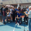 Decathlon dona 15 sedie rotelle sportive al tchoukball