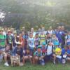 Rientro in città per i baby calciatori ospitati a Challans
